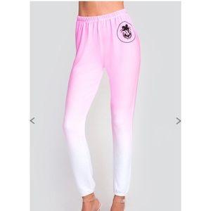 NWT Wildfox Beverly Hills Sweatpants